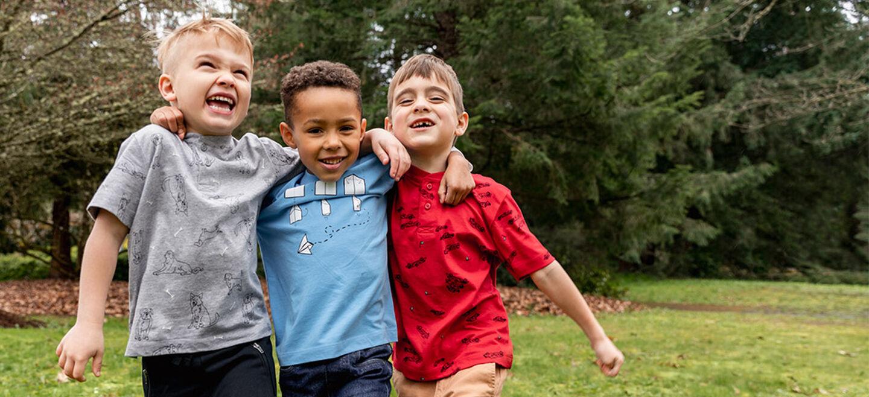 رفتار اجتماعی کودکان و نوجوانان